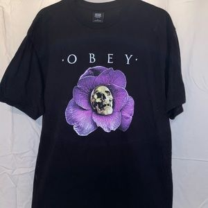 Obey Men's short sleeve